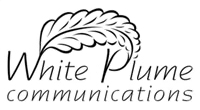 White Plume Communications logo